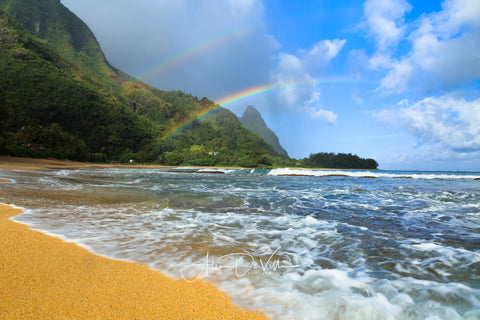 Makua Rainbow Magic  ~ Fine Art Prints