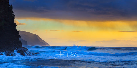Na Pali Swells ~ Fine Art Prints