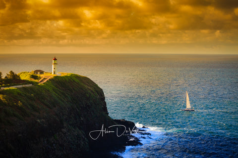 Enchanted Lighthouse  ~ Fine Art Prints