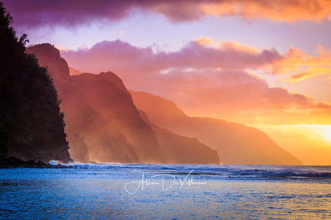 Na Pali Candy ~ Fine Art Prints