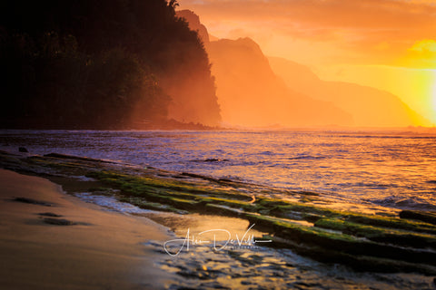 Tones of Na Pali ~ Fine Art Prints