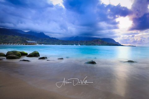 Hanalei Bay Beauty ~ Fine Art Prints