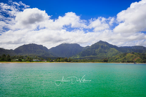 Hanalei Beauty ~ Fine Art Prints