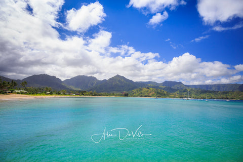 Glorious Hanalei ~ Fine Art Prints