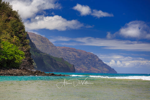 Na Pali Bliss ~ Fine Art Prints