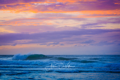 Sunset Barrels ~ Fine Art Prints