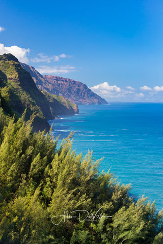 Na Pali Coastline ~ Fine Art Prints