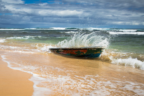 Washed Ashore ~ Fine Art Prints