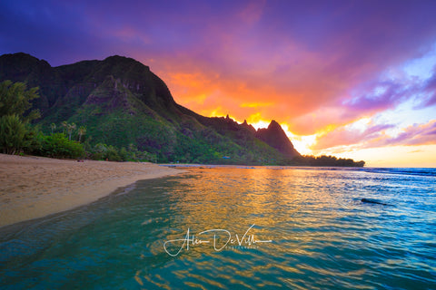 Makana Magic ~ Fine Art Prints