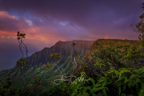 Dramatic Kalalau Valley Beauty ~ Fine Art Prints