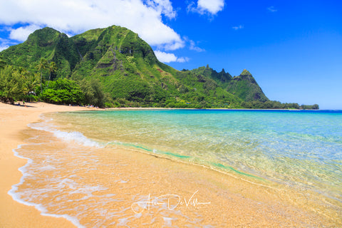 Makua Bliss  ~ Fine Art Prints
