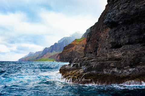 Cliffs of Na Pali  ~ Fine Art Prints