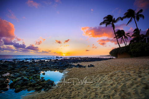 Tropical Sunset Beauty ~ Fine Art Prints