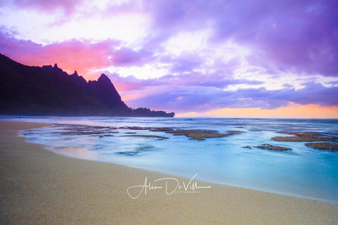 Makua Low Tide  ~ Fine Art Prints