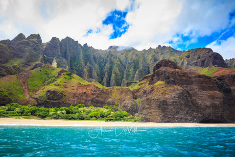 Majestic Kalalau  ~ Fine Art Prints
