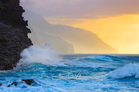 Soothing Na Pali ~ Fine Art Prints