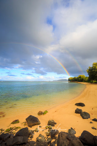 Anini Rainbow Beauty ~ Fine Art Prints