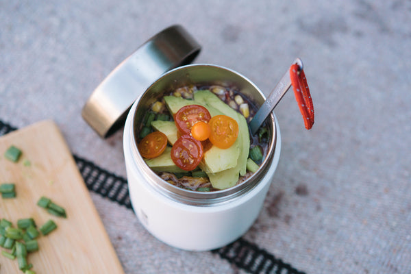 MiiR Food Canister and Patagonia Provisions