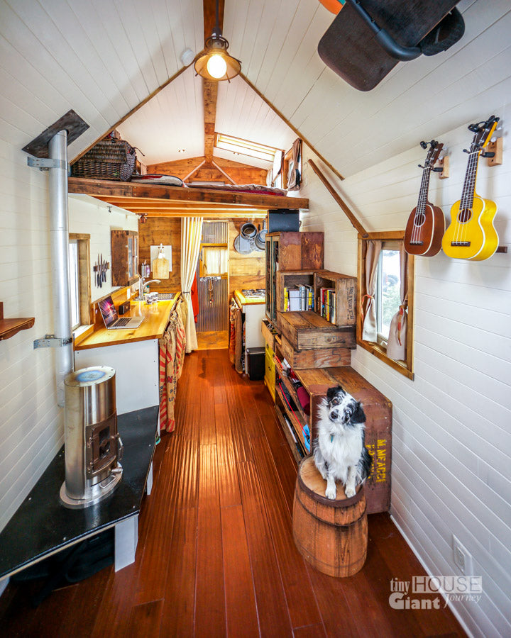 Interior Tiny House