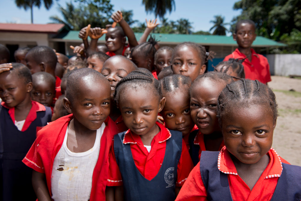 MiiR education project in Liberia