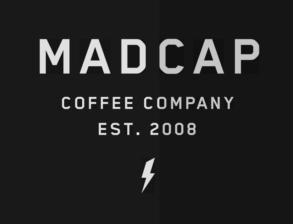 Our current guest roaster is Madcap Coffee