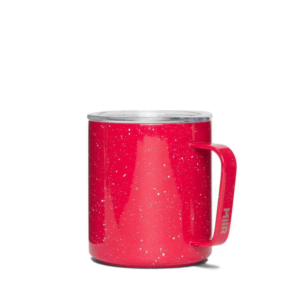 12oz Speckled Camp Cup