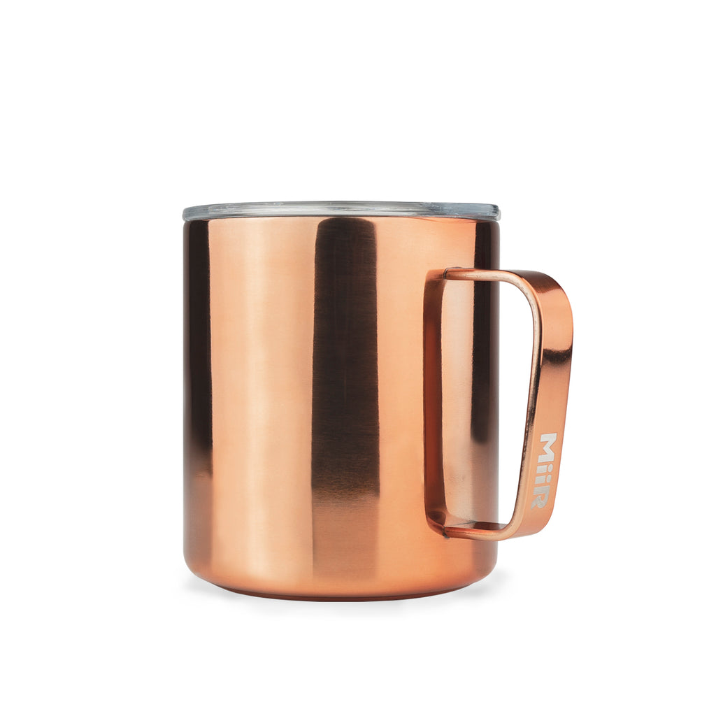 12oz Copper Camp Cup
