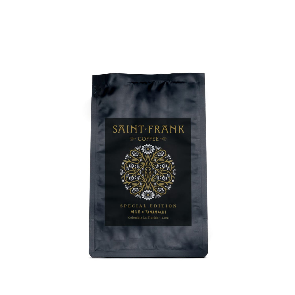 12oz Bag Saint Frank La Florida Coffee