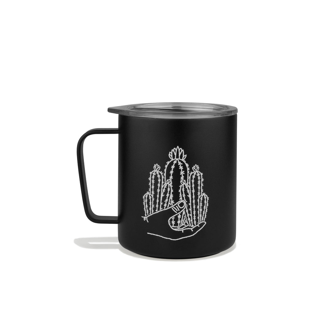 12oz Public Hands Camp Cup
