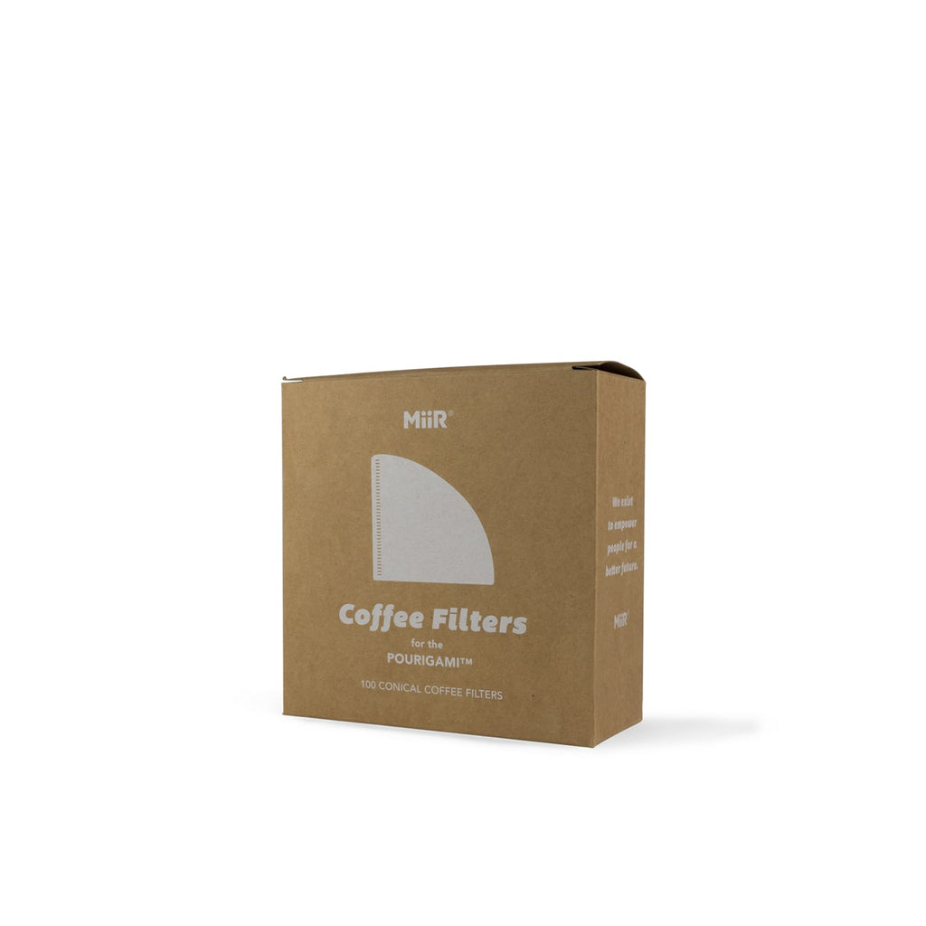 Coffee Filters - 100 Pack