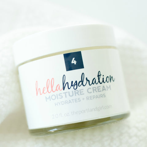 MOISTURE CREAM: Hella Hydration Moisture Cream