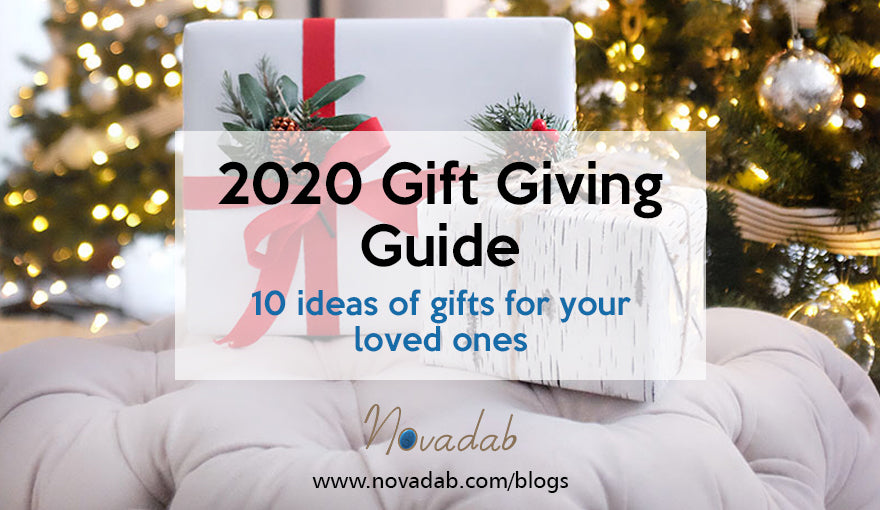 2020 Gift Giving Guide - 10 ideas of gifts for your loved ones