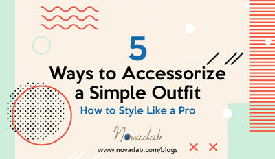 5 Ways to Accessorize a Simple Outfit