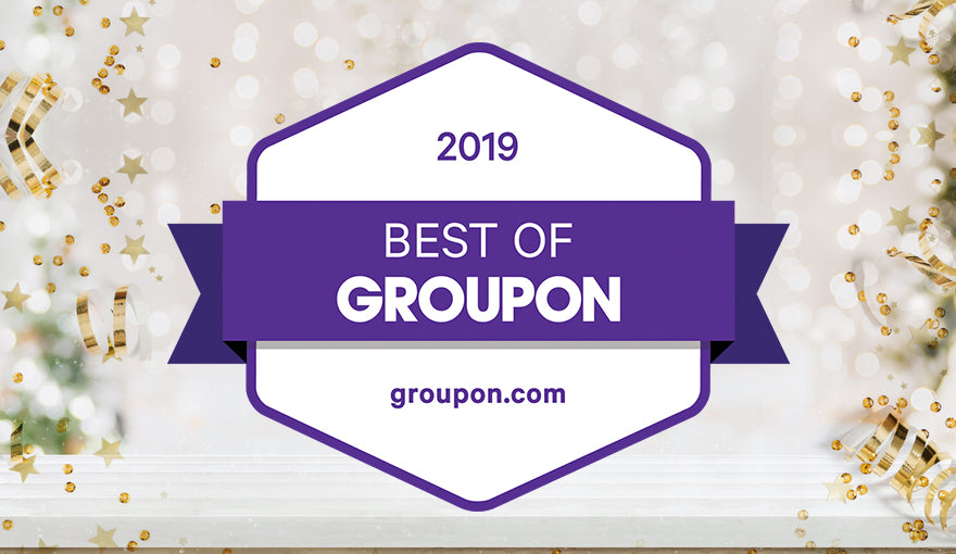 Groupon Honors Novadab with Best of Groupon 2019 Designation