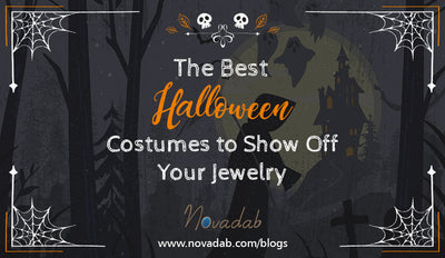 The Best Halloween Costumes to Show Off Your Jewelry