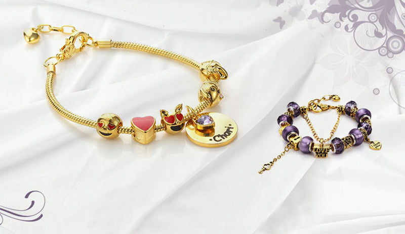Buy Fashion Bracelets Online And Flaunt That Ultra Glam Look!