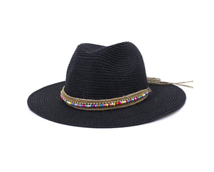 Beaded Band Hat