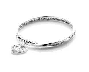 Mother Poem Bracelet