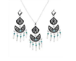 Dance Til Dawn Necklace Set