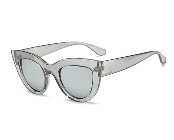 Cat's Eye Super Cute in line Sunglasses