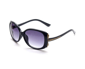 Versatile Wide-framed Style Sunglasses