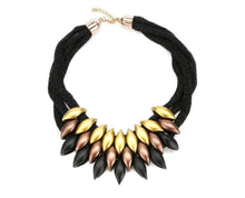 Tiramisu Statement Necklace