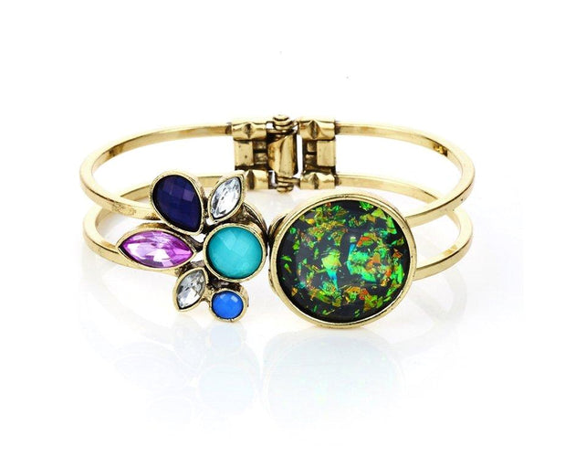 Multicolored Trendy Bangle