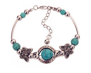 Mystery Eye and Butterfly Bracelet