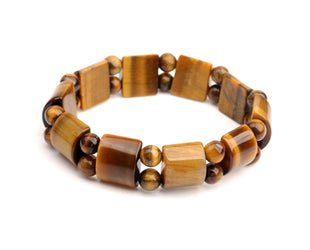 Tiger Eye Beaded Bracelet Sales