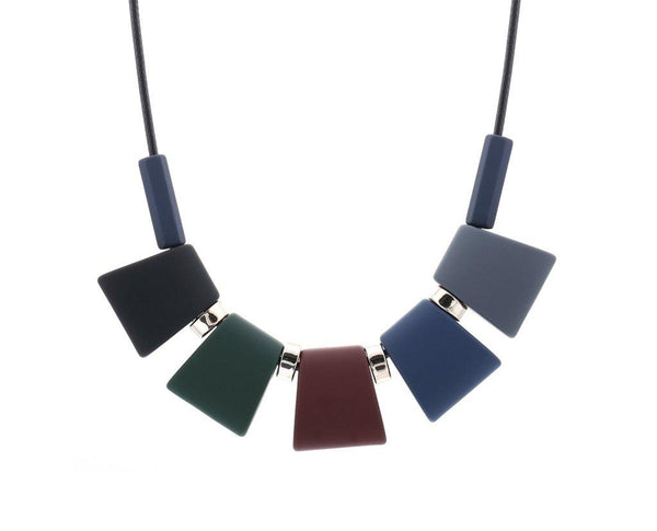 Trendy Geometrical Necklace