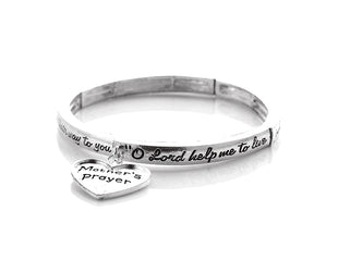 Mother's Prayer Bracelet