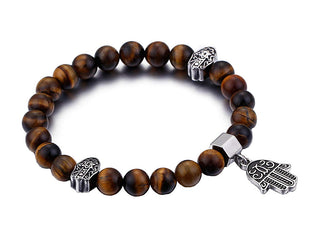 Tiger Eye Hanging Ohm Bracelet Sales