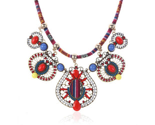 Dreamy Gypsy Statement Necklace