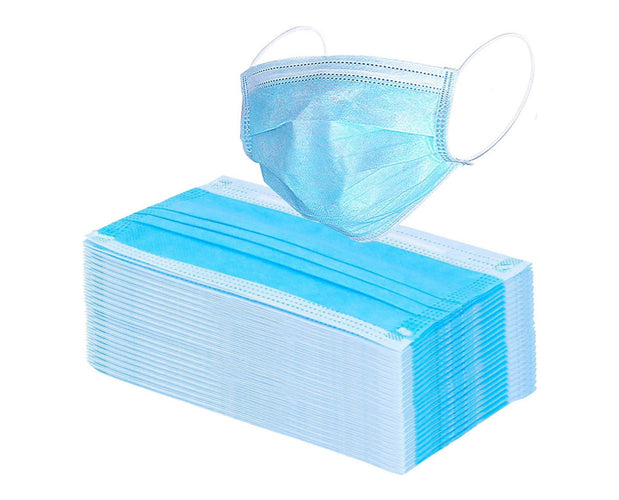Disposable Earloop Surgical Face Mask - Pack of 20